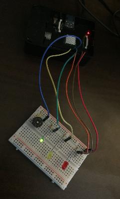Green light is on - MVP hardware
