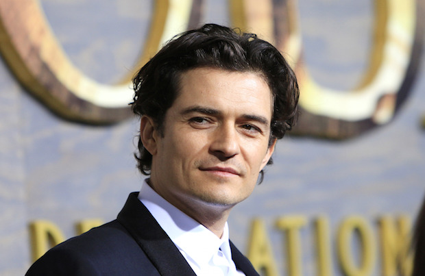 Actor Orlando Bloom