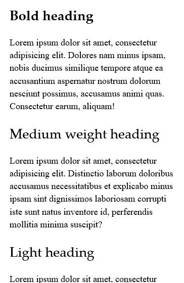 Palentino Linotype and Times New Roman on Windows