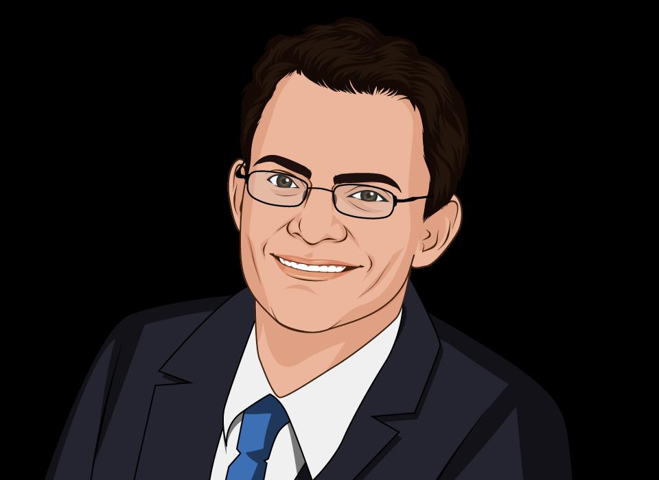 Cole Parker, Founder / CTO, Jodone