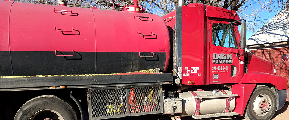 D and K Pumping | Fort Collins Septic Service