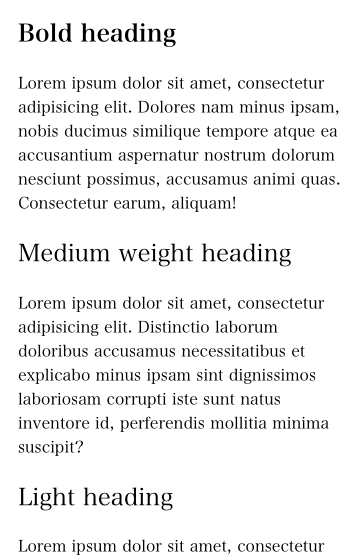 Hiragino Mincho Pro (Latin characters) on macOS