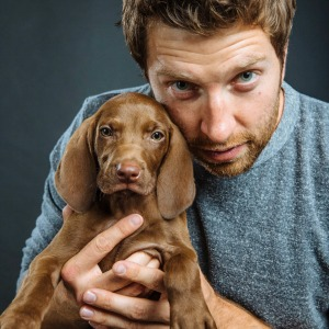 Brett Eldredge and Edgar