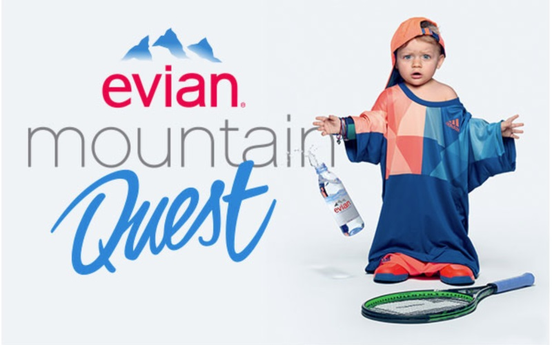 Evian Mountain Quest