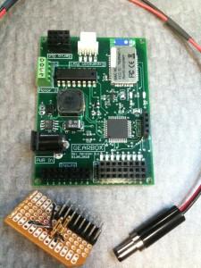 GearBox Dev Board