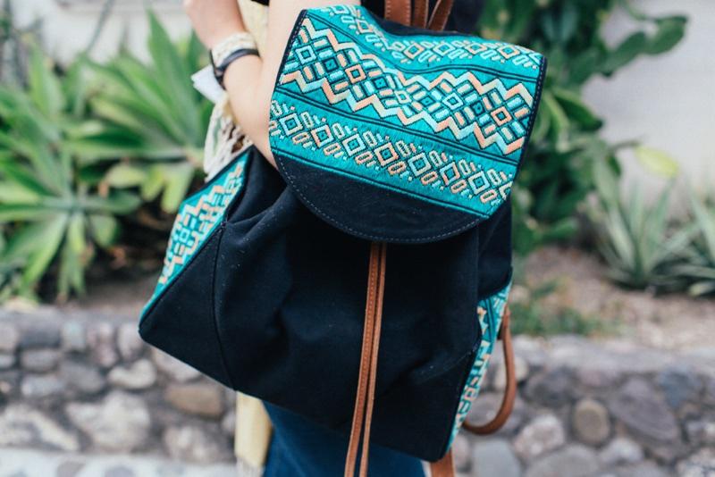Guatemalan Day Bag