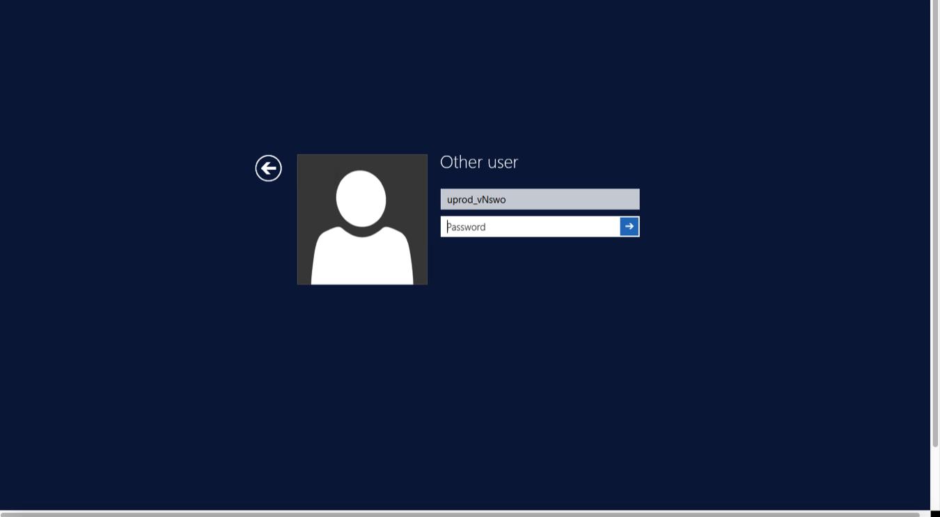 Windows Login