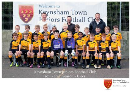 Keynsham Town Juniors Football Club