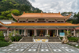 Xiangde Temple, Taroko National Park, Taiwan, 2018