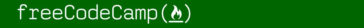 Free Code Camp Logo
