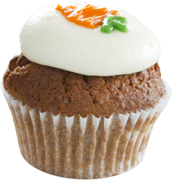 Carrot Spice & Walnut With Cream Cheese Frosting