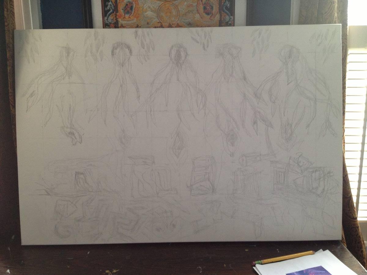 Canvas Sketch