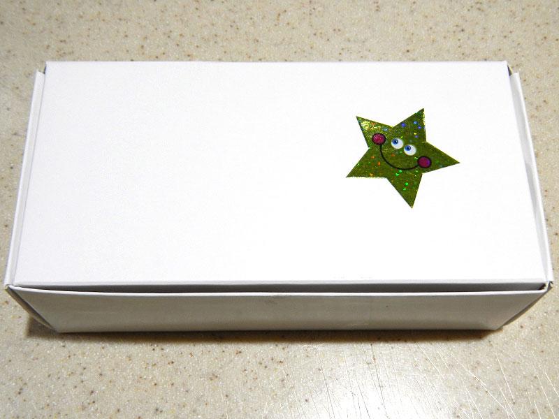 Raw Chocolate Gift Box