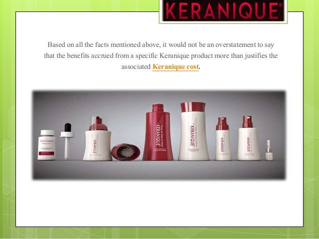 Keranique Instant Fx Reviews