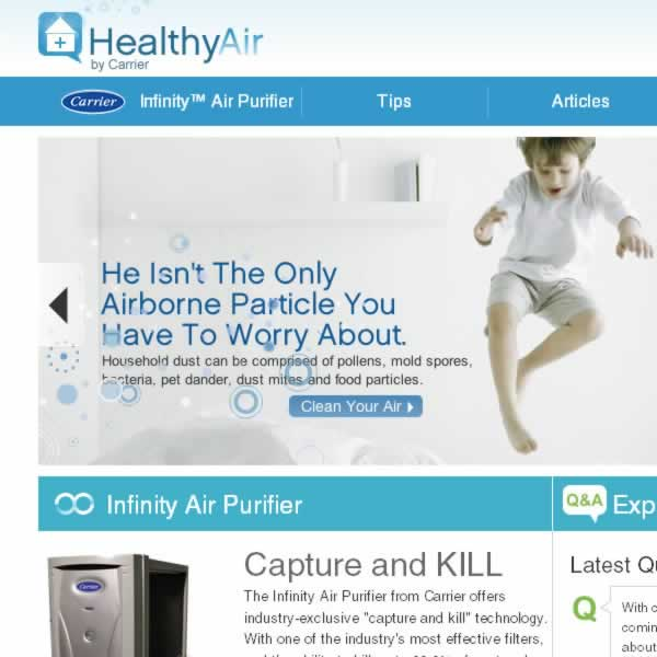 Carrier Healthy Air thumbnail