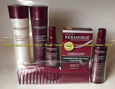 Keranique Advanced Biotin Complex Review