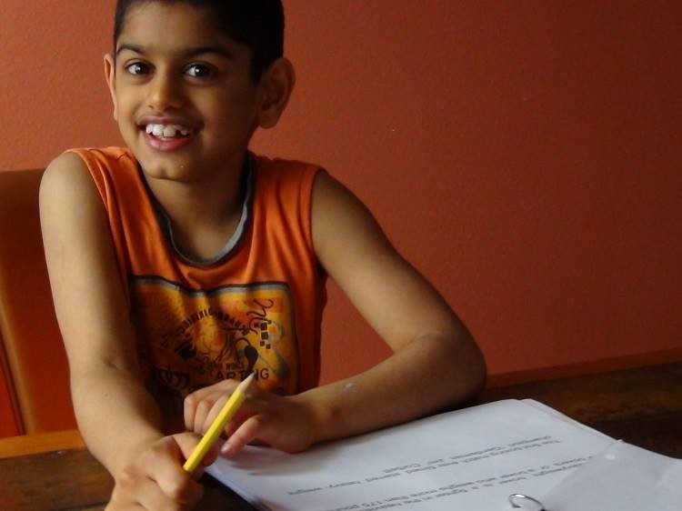 Developmental Delay Success Story: Krishna0