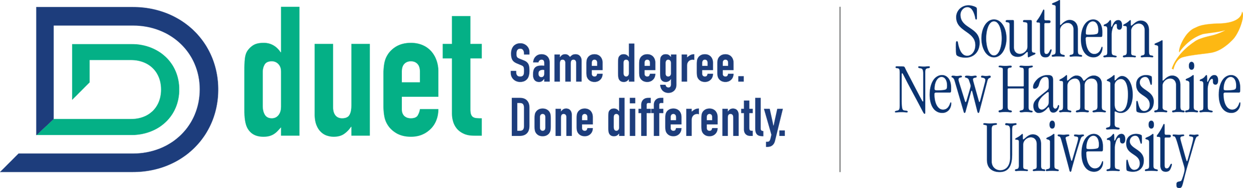 SNHU/Duet Logo