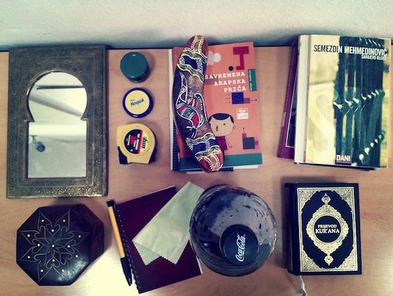 Emirs Desk