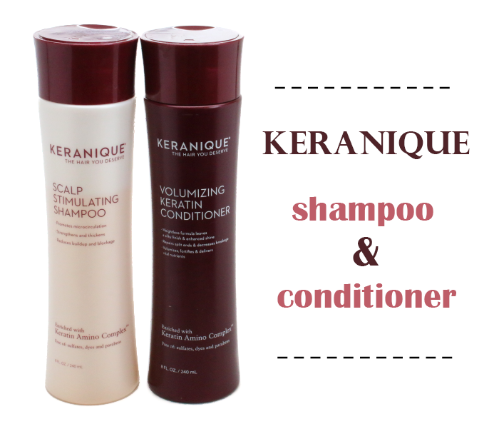Keranique Hair Shampoo Reviews