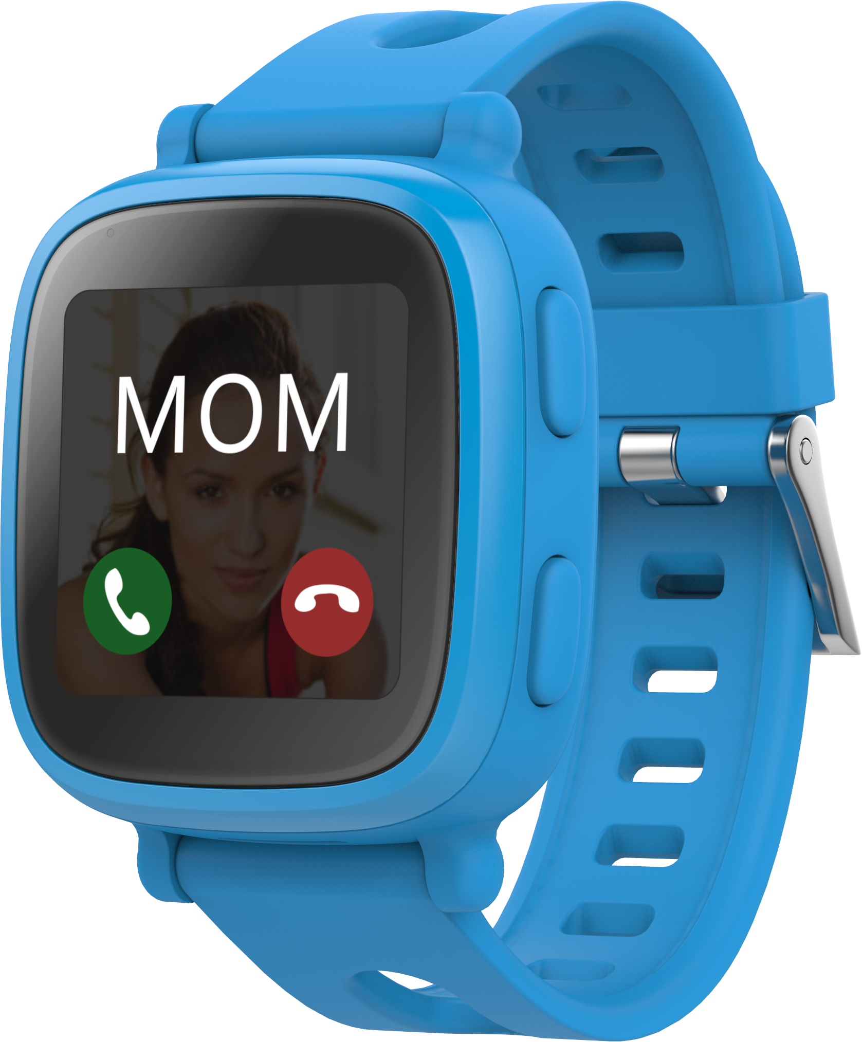 Oaxis Watchphone is useful for keeping your children safe from child abduction.