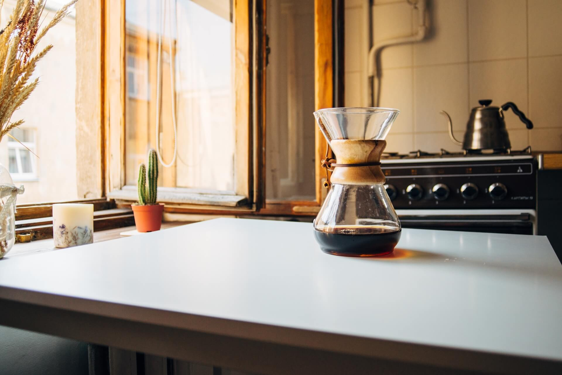 A beginners' guide to brewing with Chemex