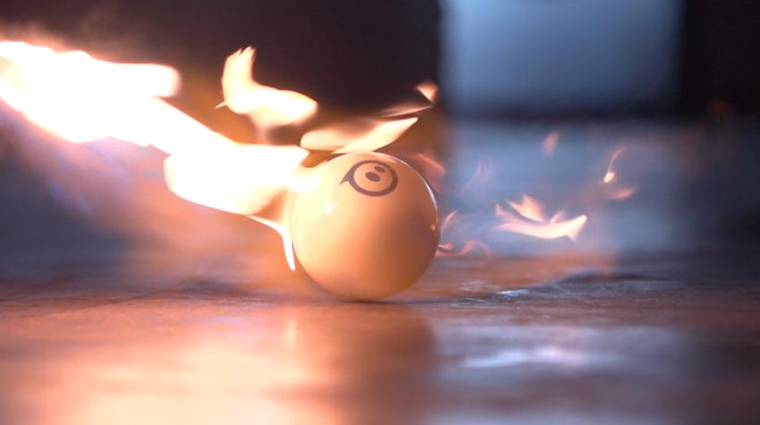 FlammableSphero
