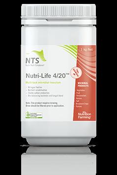Nutri-Life 4-20