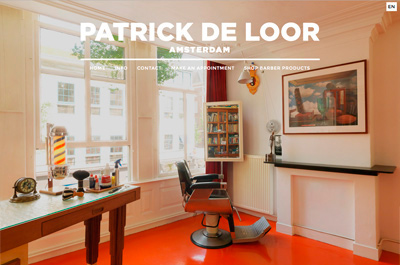 Patrick de Loor | Website Design and Development