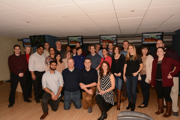 photo from holiday party