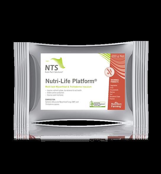 Nutri-Life Platform