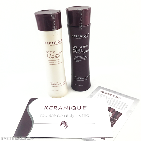Review Of Keranique Shampoo