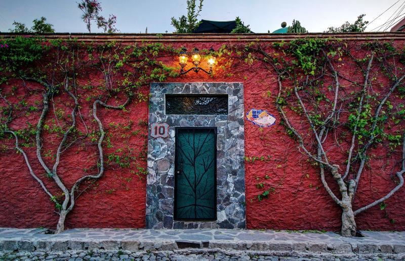 Bienvenidos! Welcome to Casa del Alma