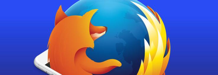 Firefox sur iOS
