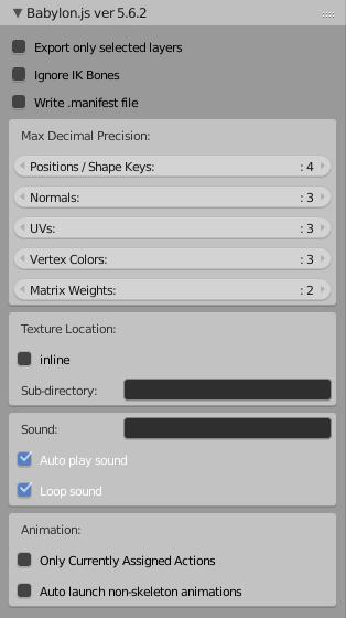 exporter-scene-options