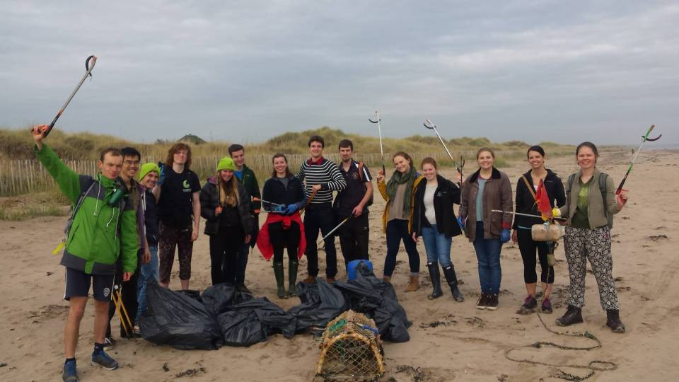 The Monthly Beach Clean