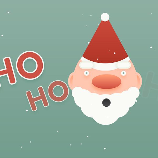 CSS Santa