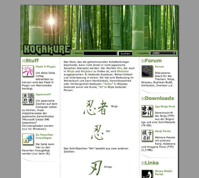 Website 2002