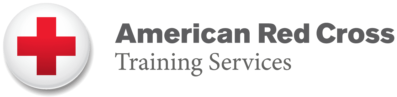 American Red Cross Training Services logo