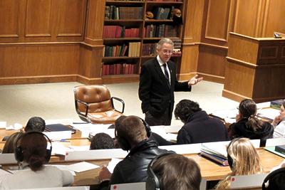 iahp lecture series program
