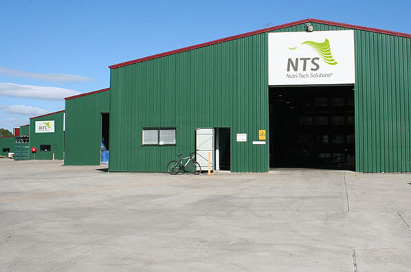 nutri-tech solutions factory