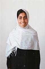 Class 4 - Hamida; 'I want to be a teacher.'