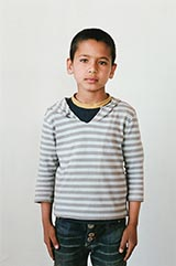 Class 4 - Imran; 'I want to be a farmer.'
