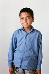 Class 4 - Sajad; 'My favorite subject is Dari.'