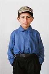 Class 4 - Tariq; 'I want to be a teacher.'