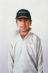 Class 5 - M. Homayun; 'I want to be a Pashtu teacher.'