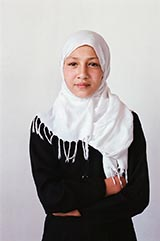 Class 5 - Shiba; 'My favorite subject is Holy Quran.'
