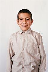 Class 6 - M. Toofanjan; 'I want to be an engineer.'