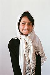 Class 6 - Manizha; 'My favorite subject is Islamic Studies.'