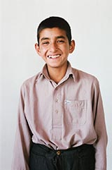Class 6 - Moqim; 'My favorite subject is English.'